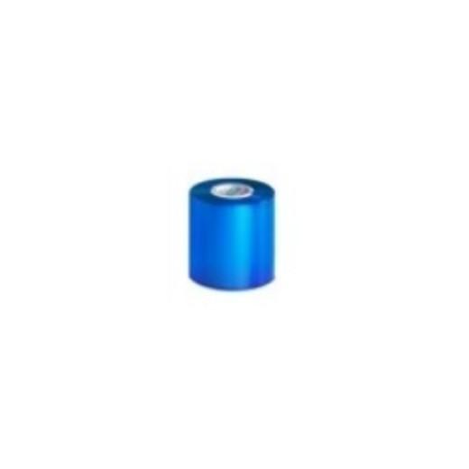 Cinta Cera Azul 110mm x 450m