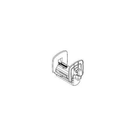 Soporte de rodillo - TTP 2100 (incluye enganches y muelle)
