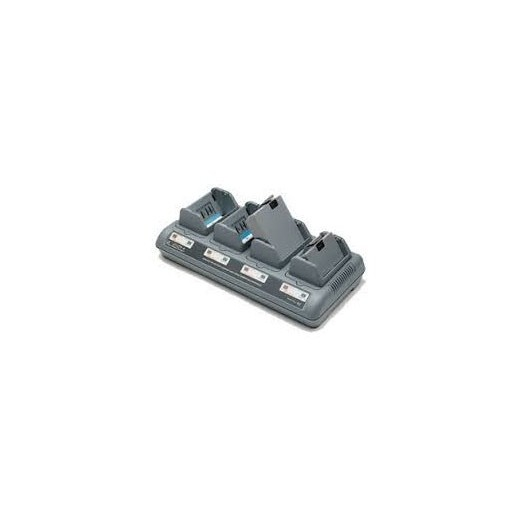 Cargador Quad de baterías Li-ion