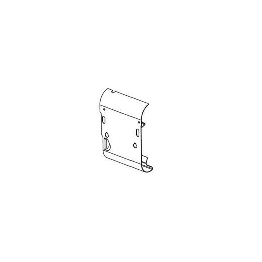 Placa de rebobinado (se usa cuando el cúter y la placa están instalados)