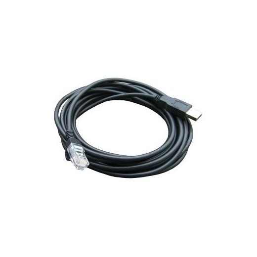 Cable USB a RJ-45 1,8m