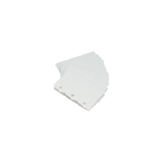 PVC Blanco 0,76mm (3 tarjetas llavero)
