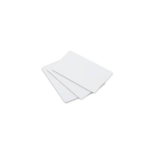 PVC Blanco + RFID (EM4200/4102) 0,76mm (Estándar)