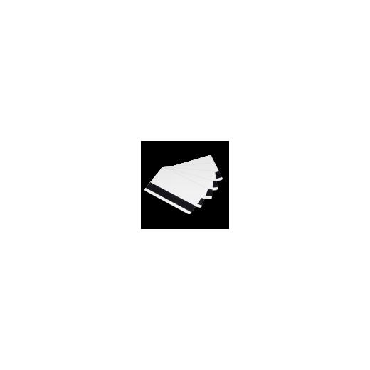 PVC Blanco + Banda Magnética 0,76mm