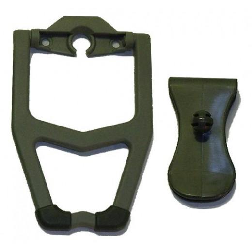 Kit de clips para el cinturón - ZQ500