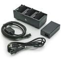 Cargador de 3 baterías - ZQ300