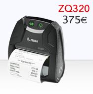 Impresora portátil ZQ320
