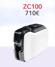 Impresora de tarjetas ZC100