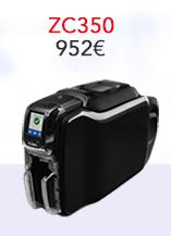 Impresora de tarjetas ZC350