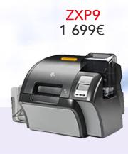 Impresora de tarjetas ZXP9