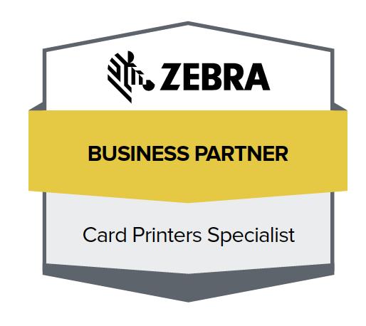 Logo Zebra Card Specialist
